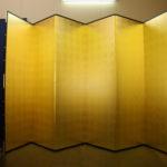 金屏風のサイズ
